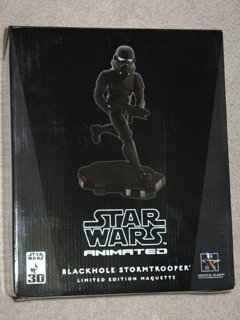 Star Wars Gentle Giant Blackhole Stormtrooper Maquette