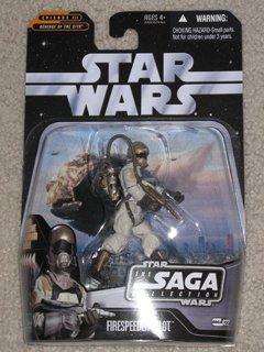 Star Wars Fire Speeder Pilot