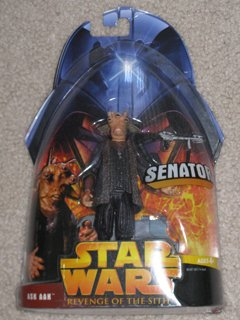 Star Wars Ask Aak Revenge of the Sith