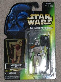 Star Wars Sandrooper POTF2