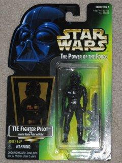 Star Wars Tie Pilot POTF2