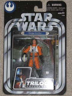 Star Wars Wedge Antilles Exclusive TSC