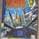 Star Wars Rebel Assault PC Game Boxed Edition