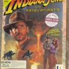 Indiana Jones and the Fate of Atlantis PC Game Boxed Edition