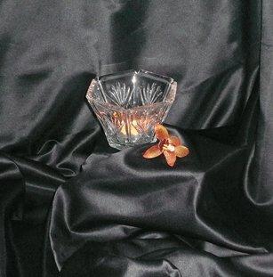 Large Glass Votive