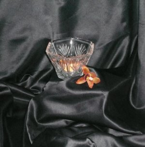 Large Glass Votive