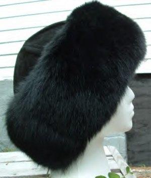 Fox cuff hat 8125-camcam