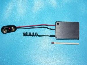 "SURVEILLANCE ""EAGLE 7R"" - UHF PRO NFM CRYSTAL ROOM MICRO BUG SPY TRANSMITTER"