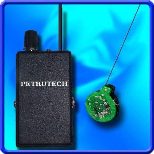 SET UHF POWERFUL PRO CRYSTAL BUG SPY 3V- 6V TRANSMITTER