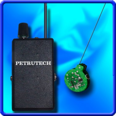 SET UHF POWERFUL PRO CRYSTAL BUG SPY 3V- 6V TRANSMITTER