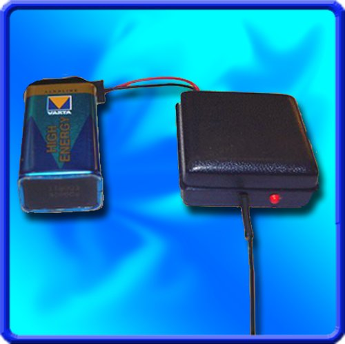 SURVEILLANCE VOX V6 POWERFUL BUG TRANSMITTER VOICE ACTIVATED!