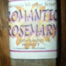 Handmade natural Goat Milk Soap - Romantic Rosemary 6 oz. bar