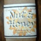 Handmade Natural Goat Milk Soap - Nut & Honey