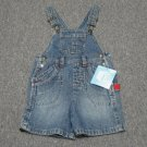 NEW Toddler Boy LEE JEANS Denim Overalls ~ 2T ~ FREE SHIPPING