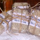 Milk & Oats Soap