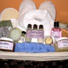 Deluxe Spa Basket
