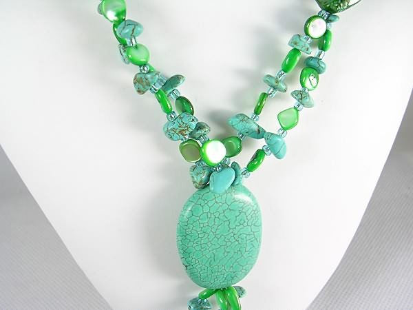 Turquoise Necklace 0001