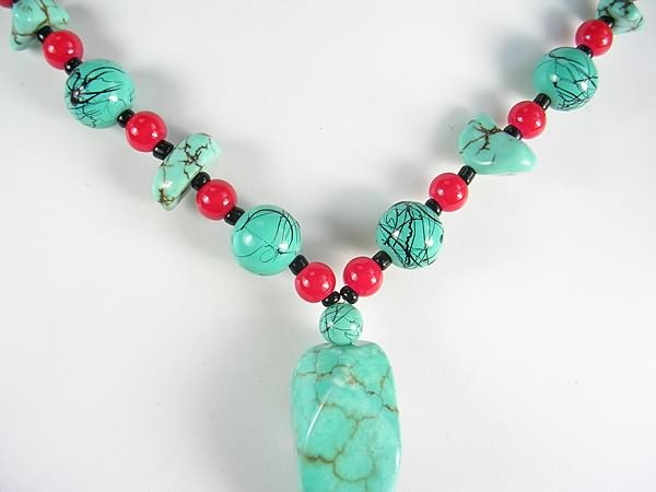 Turquoise Necklace 0003