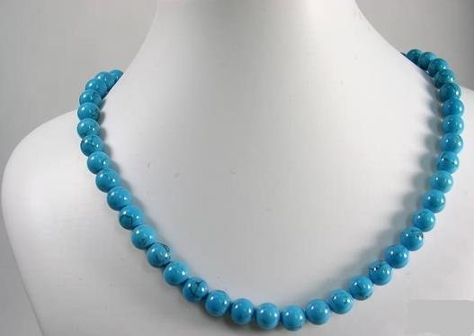 Turquoise Necklace 0008