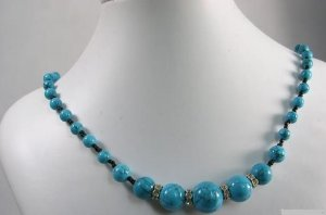 Turquoise Necklace 0009