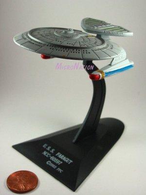 Furuta Star Trek Vol. 2 Miniature USS Faragut NCC-60597