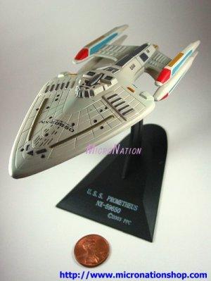 Furuta Star Trek Vol. 2 Mini U.S.S. Prometheus NX-59650