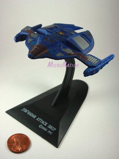 Furuta Star Trek Vol. 2 Miniature Jem Hadar Attack Ship