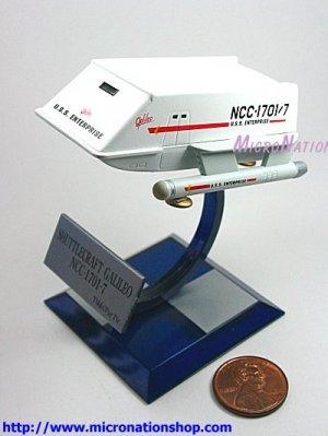 Furuta Star Trek Vol. 3 A2 Miniature Galileo NCC-1701-7