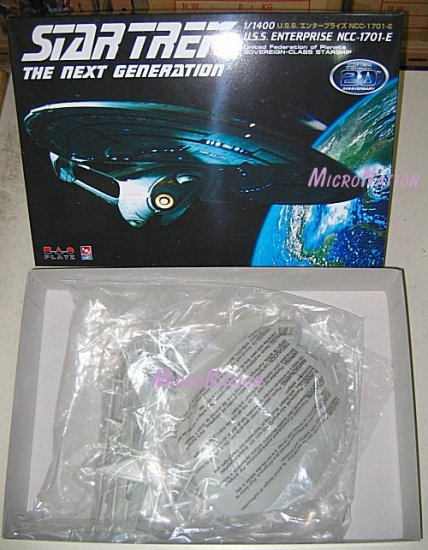 Platz AMT/ERTL 1/1400 NCC-1701-E Enterprise Model RARE