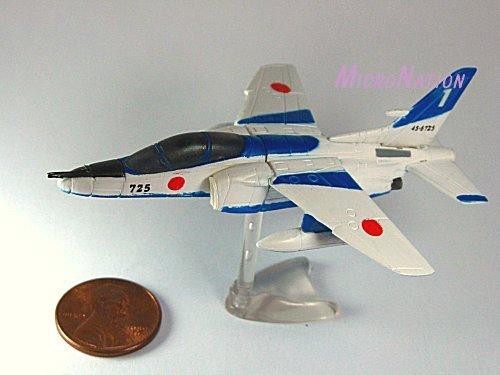 Furuta War Planes Miniature Model #33 Kawasaki T-4