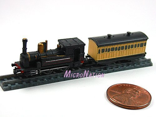 Furuta Choco Egg Series SL Train Vol. 1 Miniature Model #01 1:200 150 Series No. 1