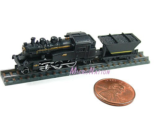 Furuta Choco Egg Series SL Train Vol. 1 Miniature Model #03 1:170 C12 Series No. 66