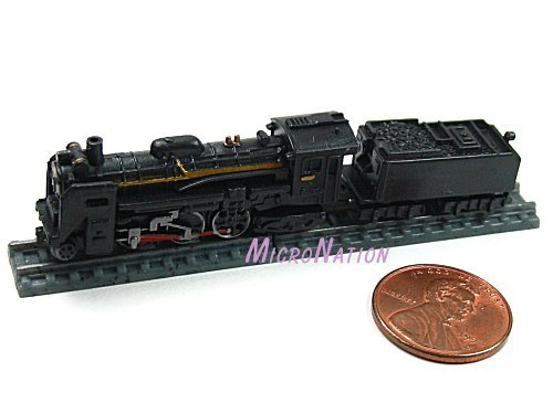 Furuta Choco Egg Series SL Train Vol. 1 Miniature Model #05 1:260 C58 Series No. 363 Paleo Express