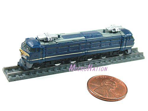 Furuta Choco Egg Series SL Train Vol. 1 Miniature Model #11 1:280 EF66 Series Asakaze
