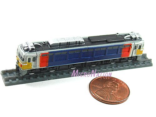 Furuta Choco Egg Series SL Train Vol. 1 Miniature Model #15 1:290 EF81 Series Cassiopeia