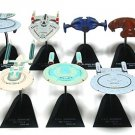 Furuta Star Trek Vol. 2 Complete Set of 11 Miniatures