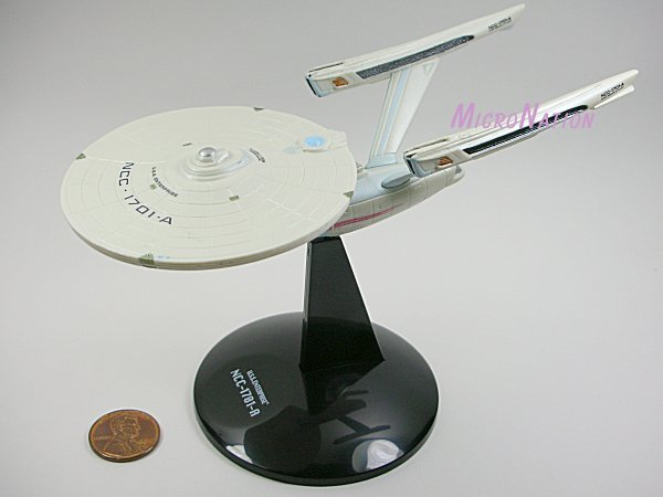 Konami SF Movie Star Trek Vol 1 USS Enterprise 1701-A