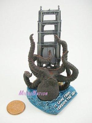 Furuta Ray Harryhausen #04 Giant Octopus Mini Figure