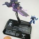 MegaHouse Cosmo Fleet Gundam 3 #5 Alexandria RMS-106