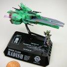 MegaHouse Cosmo Fleet Gundam 3 #3 Radish RX-178 MK-II