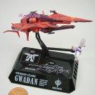 MegaHouse Cosmo Fleet Gundam 3 #8 Gwadan AMX-004 Qubele