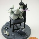 #MT02 Eropon Adult Figure Collection 3 Sexy SM Bondage Miniature Figure Black & White Version