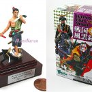 F-toys confect. Historical Figure Museum Part 4 Samurai Figure #26 Oda Nobunaga