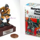 F-toys confect. Historical Figure Museum Part 5 Warrior Figure #40 Harquebusier 17th Century