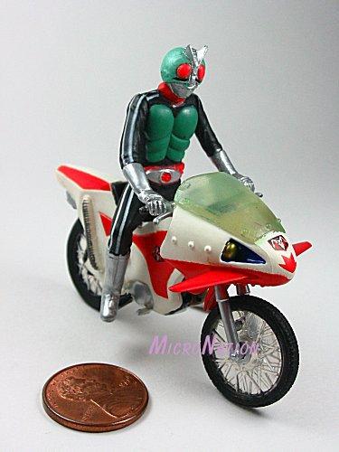 Bandai Rider Machines Chronicle Best Gashapon Figure - New Cyclone (Kamen Rider One)