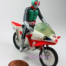 Bandai Rider Machines Chronicle Best Gashapon Figure - New Cyclone (Kamen Rider One)