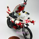 Bandai Rider Machines Chronicle Best Gashapon Figure - Cruiser (Kamen Rider X)
