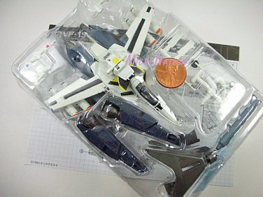 F-toys Happinet 1/144 Chara-Works Macross Valkyrie Vol. 2 #6 VF-1S Super Valkyrie Roy Focker's plane