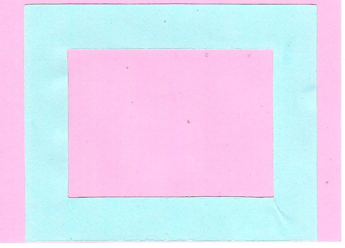10 Sizzix Rectangle Frame Die Cuts for scrapbooking