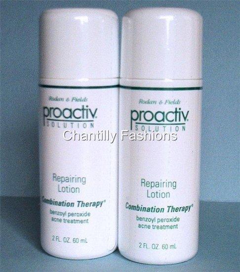 (2) Proactiv Repairing Lotion 2oz (4oz total)